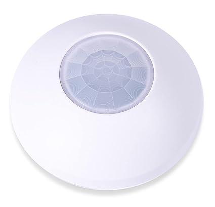 cocoso Motion 360 KNX - , Detector de movimiento, claro y de alta temperatura Sensor