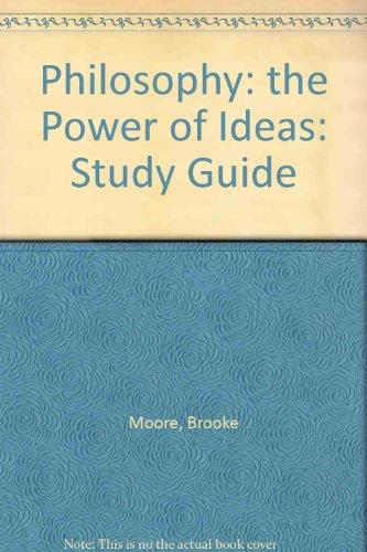 Philosophy: Power of Ideas