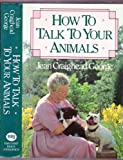 How to Talk to Your Animals, Jean Craighead George, 0151422001