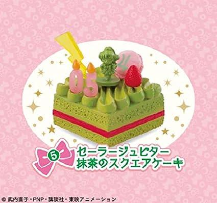 Amazon.com: Re-Ment – Juego de tarta de cumpleaños en ...