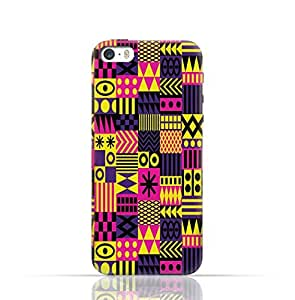 Apple iPhone 6 Plus/ 6 Plus S TPU Silicone Case with Seamless Fashion Trend Pattern