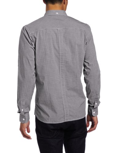 Gingham Shirt Long Sleeve (S)