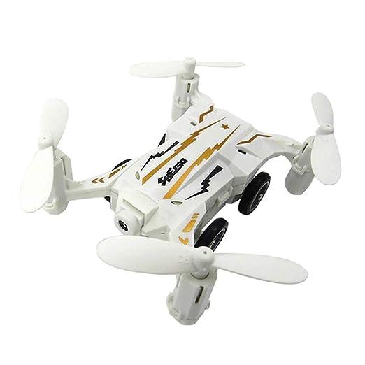 SHENG Avión teledirigido del Drone, de la Tierra y del Aire, Mini ...