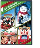 4 Film Favorites: Holiday Family (A Dennis the Menace Christmas, George Balanchine's The Nutcracker, Jack Frost, Richie Rich's Christmas Wish) by Warner Home Video