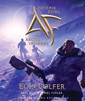 The Arctic Incident 1423124545 Book Cover