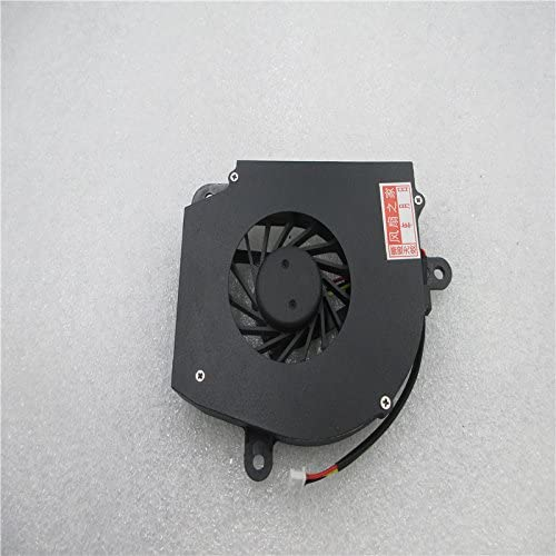 Original Notebook CPU Cooling Fan Fit for Lenovo 3000 N200 C200 N100 F40 F40A F41 Y410 Y40 Y400 Y400A by FORCECON DFB601205M20T