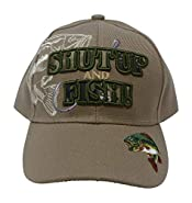Military Glory Outdoor Fishing Hat - Funny Fishing Gift for Men