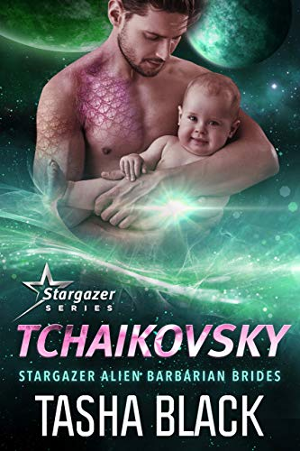 Tchaikovsky: Stargazer Alien Barbarian Brides #3