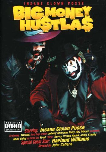 Insane Clown Posse: Big Money Hustla$ - The Movie by Island