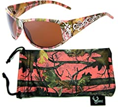 Hornz Pink & Hot Pink-Purple Camo Sunglasses provide you withthe style and quality you are looking for in a pair of camouflage sunglasses, comparable to the expensive brand name sunglasses, but with great prices. Hornz Pink Camo Sunglass...