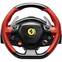 Thrustmaster VG Ferrari 458 Spider Racing Wheel for Xbox One