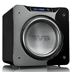 A top choice for the home theater and audiophile music systems, the SB-4000 subwoofer delivers massive, room-shaking SPLs and extreme low frequency extension with accuracy and detail, delivering bass that will astonish the most discerning lis...