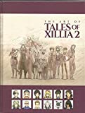 Tales of Xillia 2 ART BOOK from Collectors Edition
