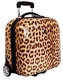 Heys Luggage Ecase Exotic Bag, Leopard, One Size