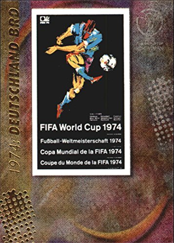 2002 Panini World Cup #13 1974 Germany - NM-MT