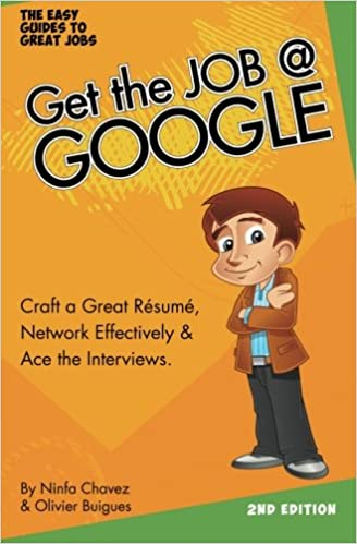 Get The Job At Google Craft a Great Rsum Network Effectively