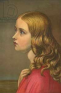 Innocence (455778), lino, 30 x 50 cm