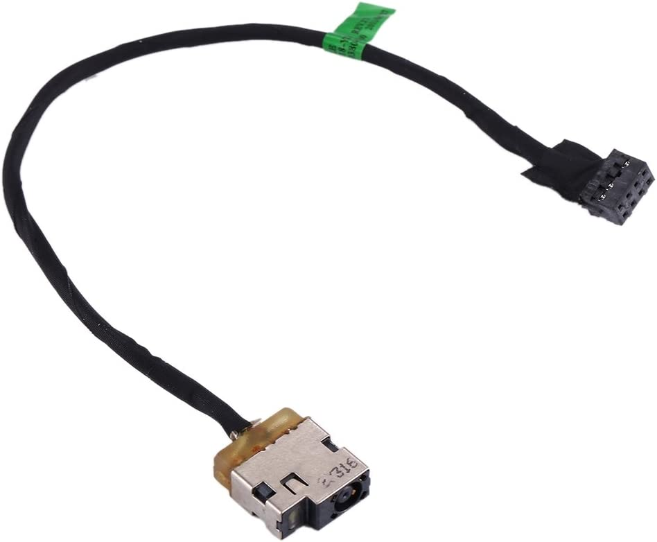 15-r /& Envy 15-j WEIHONG Boutique Accessories DC Power Jack Connector Flex Cable for HP 15-g