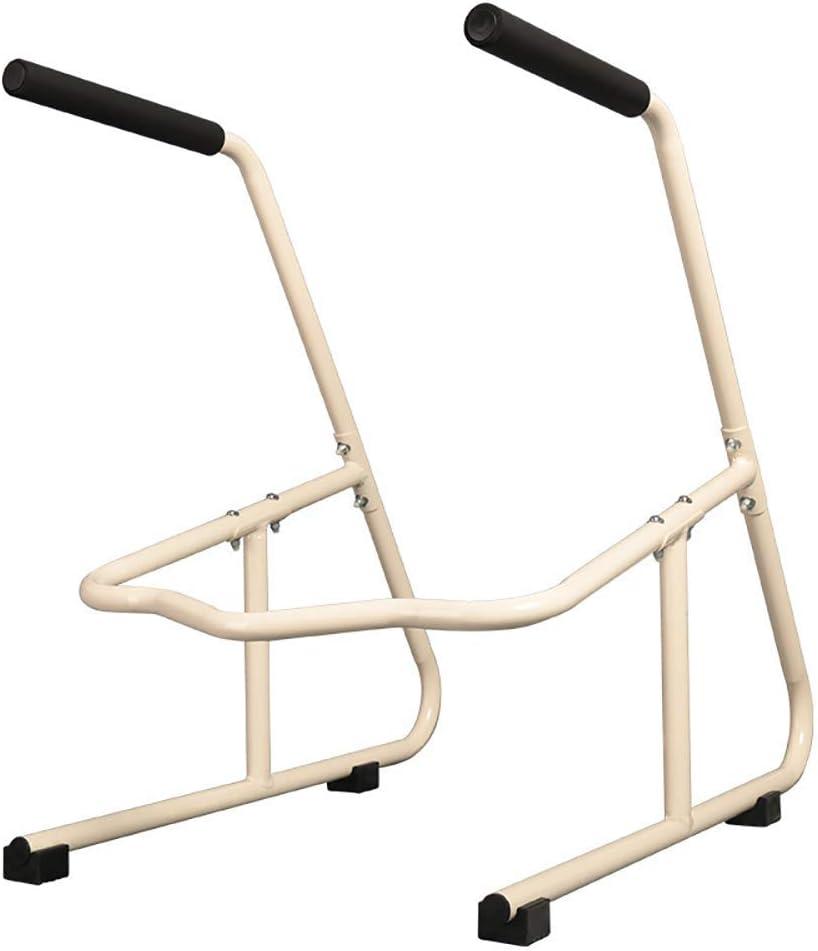 WDDMFR Toilet Safety Frame Rails - Medical Bathroom Safety Assist Frame - for Elderly, Handicap & Disabled