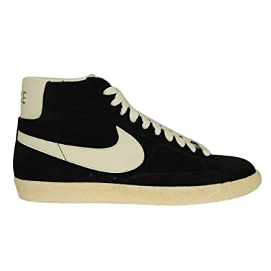 big sale cad80 4eeae Nike Basket Blazer High Suede Vintage - Ref. 375722-001 - 38 1