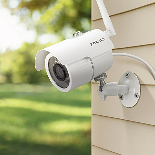Zmodo Wireless Home Security Cameras System 1080p 8ch