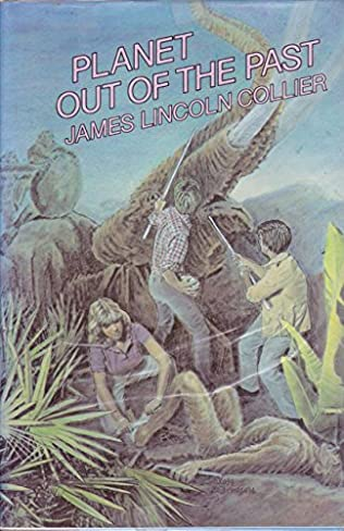 book cover of Planet Out of the Past