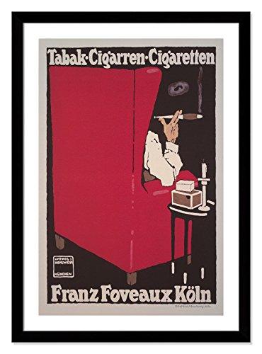 Casa Fine Arts Franz Foveaux Koln Vintage Poster, 31