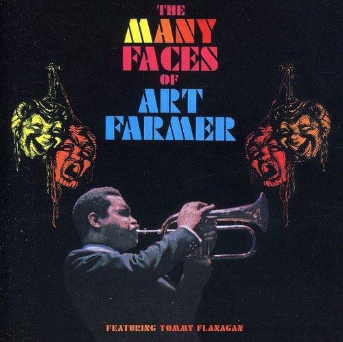 CD : Art Farmer - Many Faces Of Art Farmer (CD)