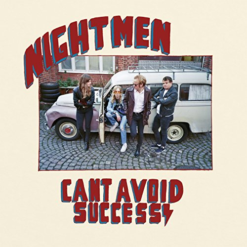 Nightmen - Can't Avoid Success (2017) [WEB FLAC] Download