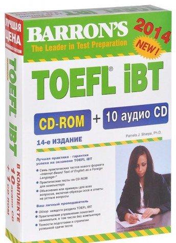TOEFL IBT 2014 (+ 10 CD)