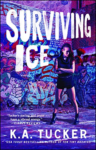 Surviving Ice: A Novel (The Burying Water Series Book 4)