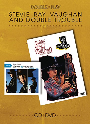 Play Cd Double (Stevie Ray Vaughan Double Play)