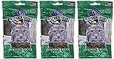 Blue Buffalo Wilderness Cat Treats-Chicken Duck (Pack of 3)