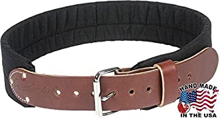 "product image for Occidental Leather 8003M 3"" Leather Nylon Tool Belt Size Medium"
