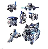 EMOB 7 In 1 Educational Solar Space Fleet Game