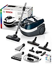Bosch Series 4 Wet & Dry Multi Functional Vacuum Cleaner 1700 W motor - Washes Carpets, Vacuums Liquids, Vacuums all types of floors - BWD41720
