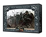 CMON  A Song of Ice & Fire: Tabletop Miniatures Game - Tully Sworn Shields