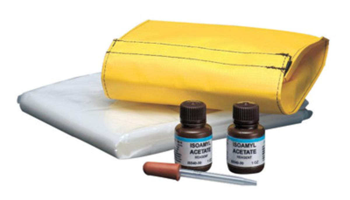Allegro Standard Banana Oil Kit For Respirator Fit Testing
