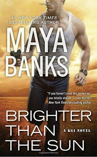 book cover of Brighter Than the Sun