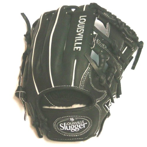 - Louisville Slugger Pro Flare FGPF14-CBK115 Baseball Glove (Right Hand Throw)