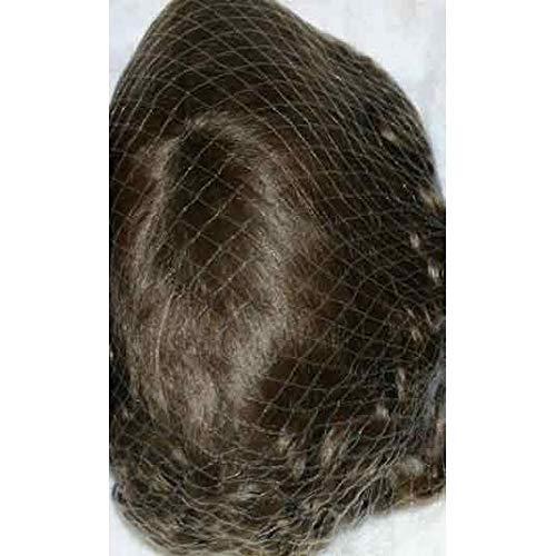Mohair Light Brown (MYK Kemper Mikayla Mohair Wig - Light Brown 14-15)