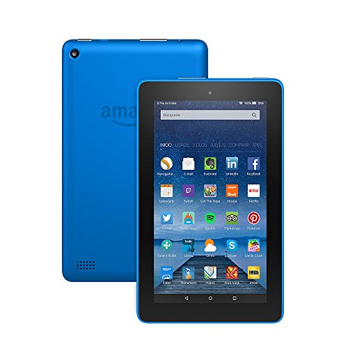 Tablet Fire, pantalla de 7″ (17,7 cm), Wi-Fi