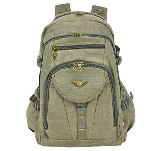 Adventure Backpack (Green) - 1