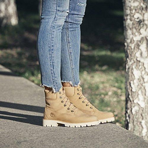 ティンバーランド(レディース)(Timberland) 【WOMEN】ヘリテージ ライト シックスインチ ブーツ B07B4M9RJW 23.5 cm|350アップル 350アップル 23.5 cm