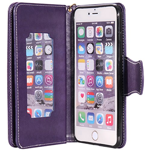 iPhone 6S Plus Case,iPhone 6 Plus Case,ikasus Embossing Flor