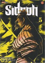 Sidooh, tome 5 par Tsutomu Takahashi