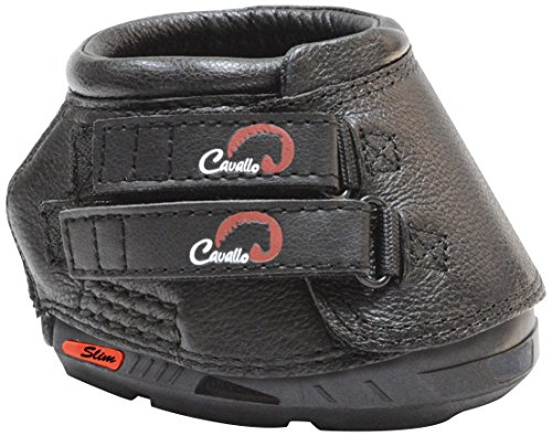 Cavallo Horse & Rider Simple Slim Sole Hoof Boot, Size 3 by Cavallo Horse & Rider