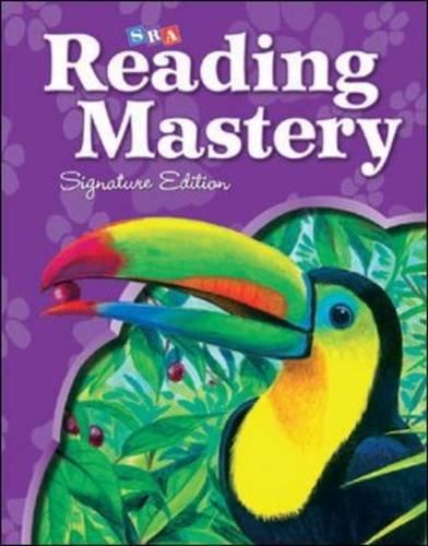 Reading Mastery Reading/Literature Strand Grade 4, Textbook A (READING MASTERY LEVEL VI)