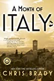 A Month of Italy, Chris Brady, 0985338741
