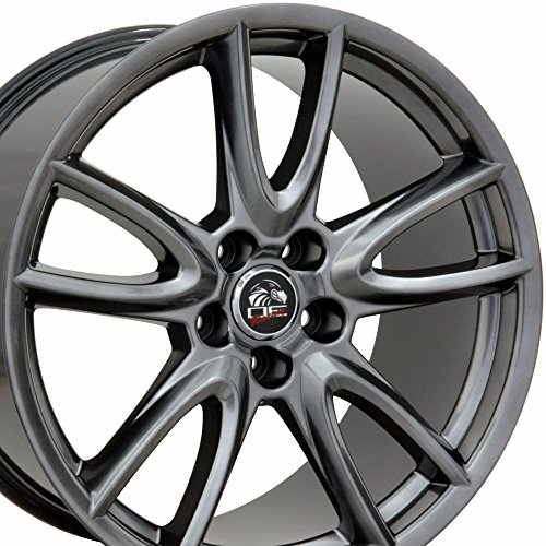 Mustang Wheel - 4